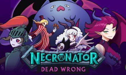 Análisis – Necronator: Dead Wrong