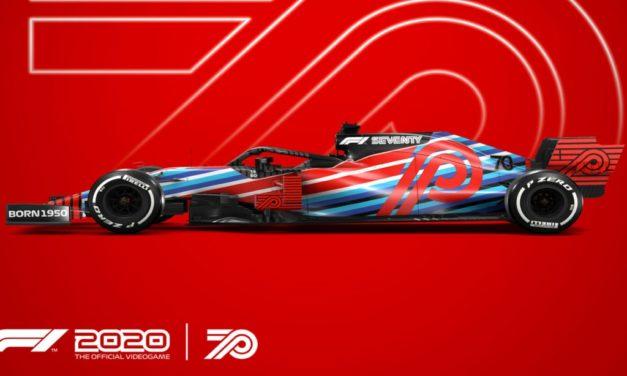 Análisis – F1 2020