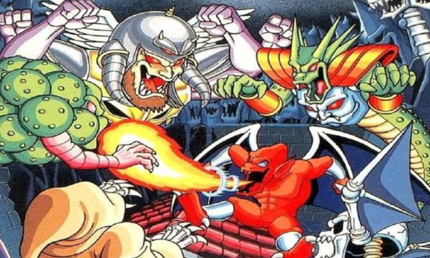 Gargoyle's Quest 1 & 2 – Game Boy y NES
