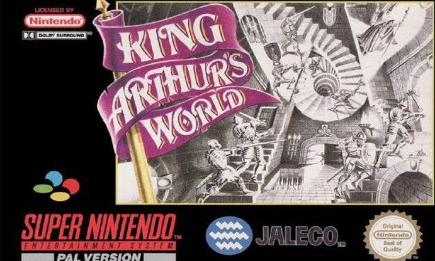 King Arthur's World – Super Nintendo