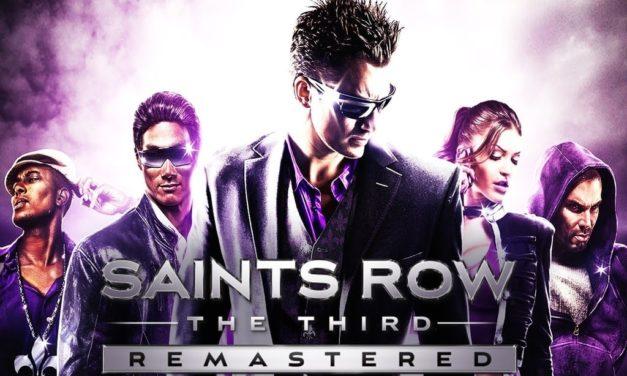 Análisis – Saints Row: The Third Remastered