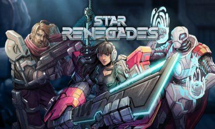 Ya disponible para Pre-Order la edición limitada de Star Renegades para PlayStation 4 y Switch