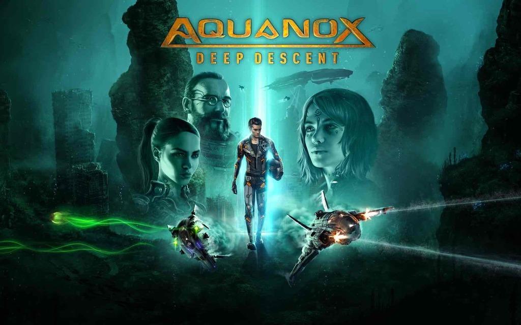 Análisis – Aquanox: Deep Descent