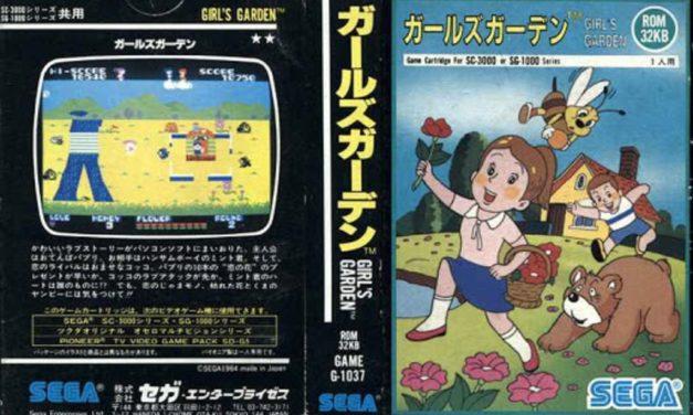 Girl's Garden: Yuji Naka y el empoderamiento femenino