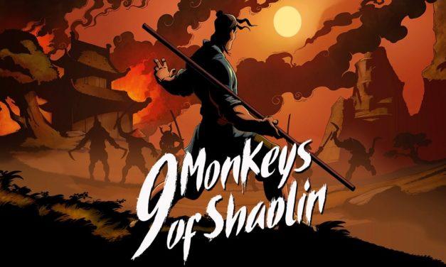 Análisis – 9 Monkeys of Shaolin