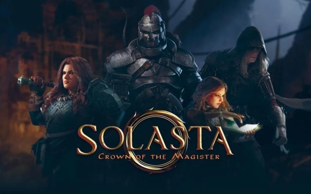 Probando – Solasta: Crown of the Magister