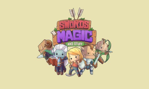Probando – Swords 'n Magic and Stuff