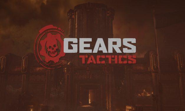 Análisis – Gears Tactics