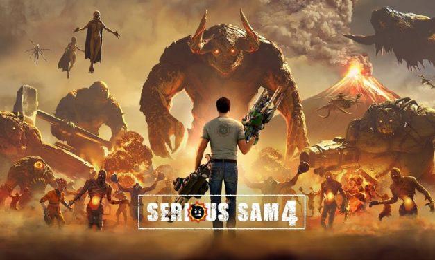 Análisis – Serious Sam 4
