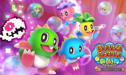 Análisis – Bubble Bobble 4 Friends: The Baron is Back!