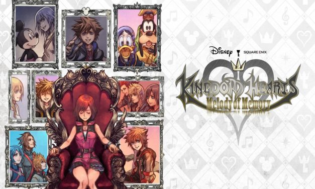 Análisis – Kingdom Hearts: Melody of Memory