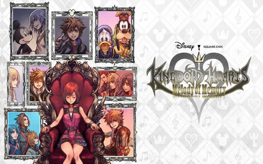 Análisis – Kingdom Hearts: Melody of Memory