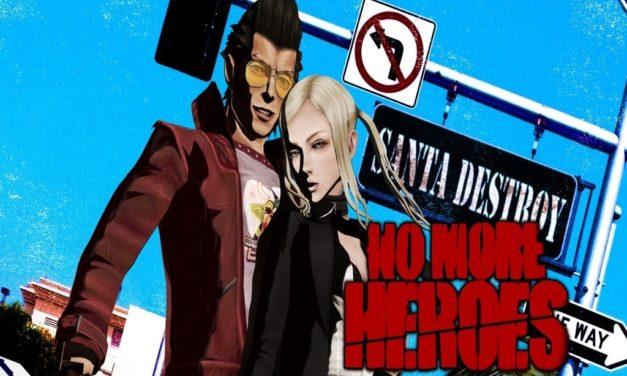 Análisis – No More Heroes