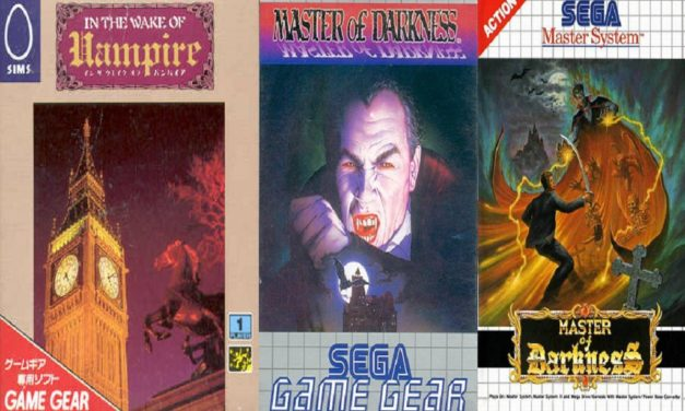 Master of Darkness – Master System y Game Gear