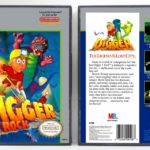 Digger T. Rock and the Legend of the Lost City – NES