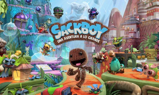 Análisis – Sackboy: Una aventura a lo grande