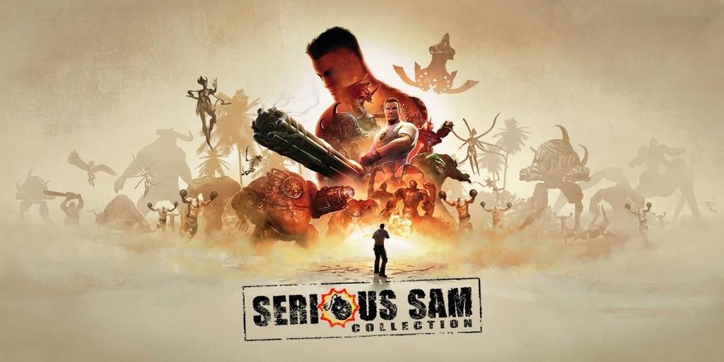 Análisis – Serious Sam Collection