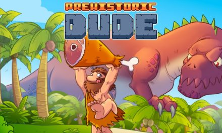 Análisis – Prehistoric Dude