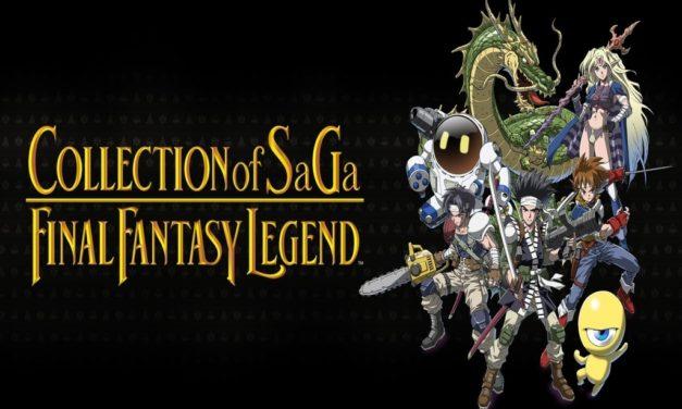 Análisis – COLLECTION of SaGa FINAL FANTASY LEGEND