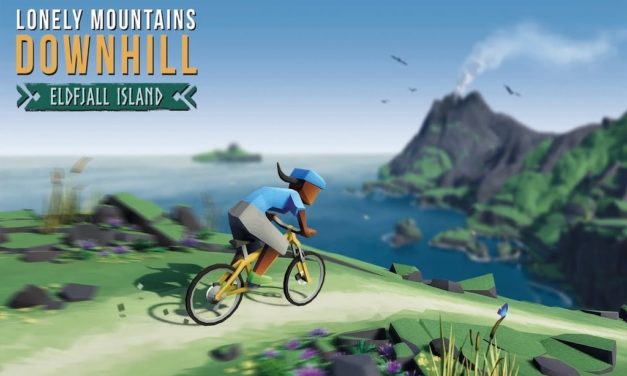 Análisis – Lonely Mountains: Downhill – Eldfjall Island