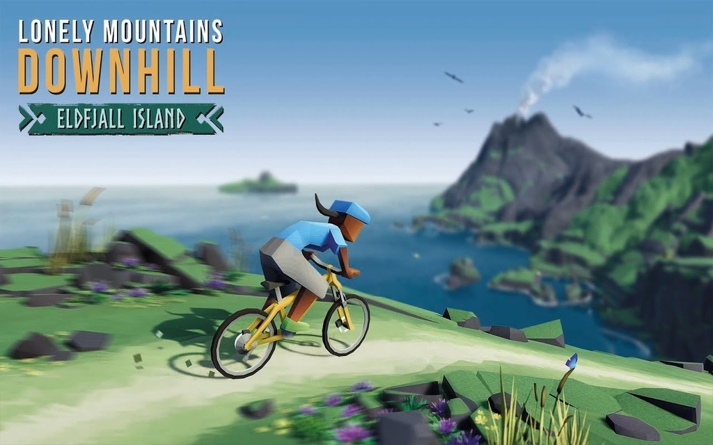 Análisis – Lonely Mountains: Downhill – Eldfjall Island