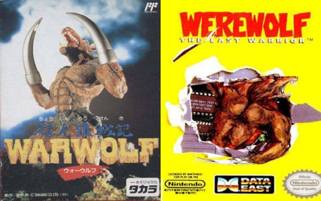 Werewolf: The Last Warrior – NES