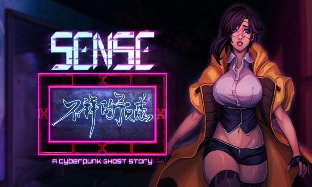 Análisis – Sense: A Cyberpunk Ghost Story