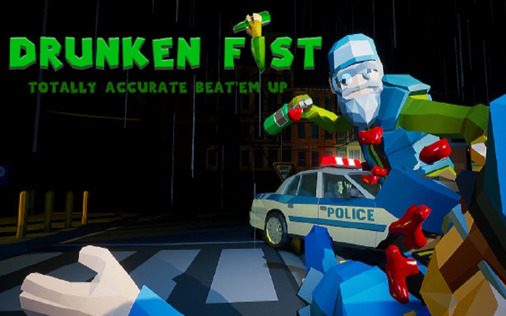 Análisis – Drunken Fist: Totally Accurate Beat 'em up