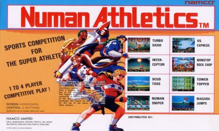 Numan Athletics 1 & 2 – Arcade