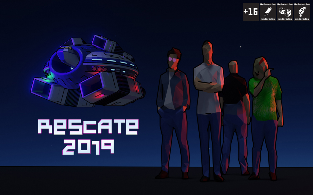 Análisis – Rescate 2019