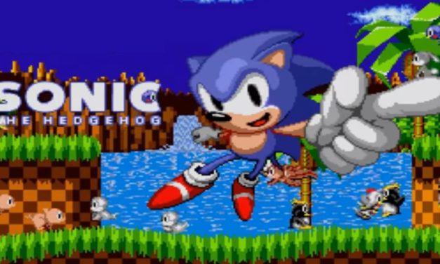 Sonic The Hedgehog: La Saga de Mega Drive