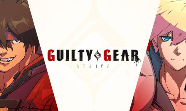 Probando – Guilty Gear Strive