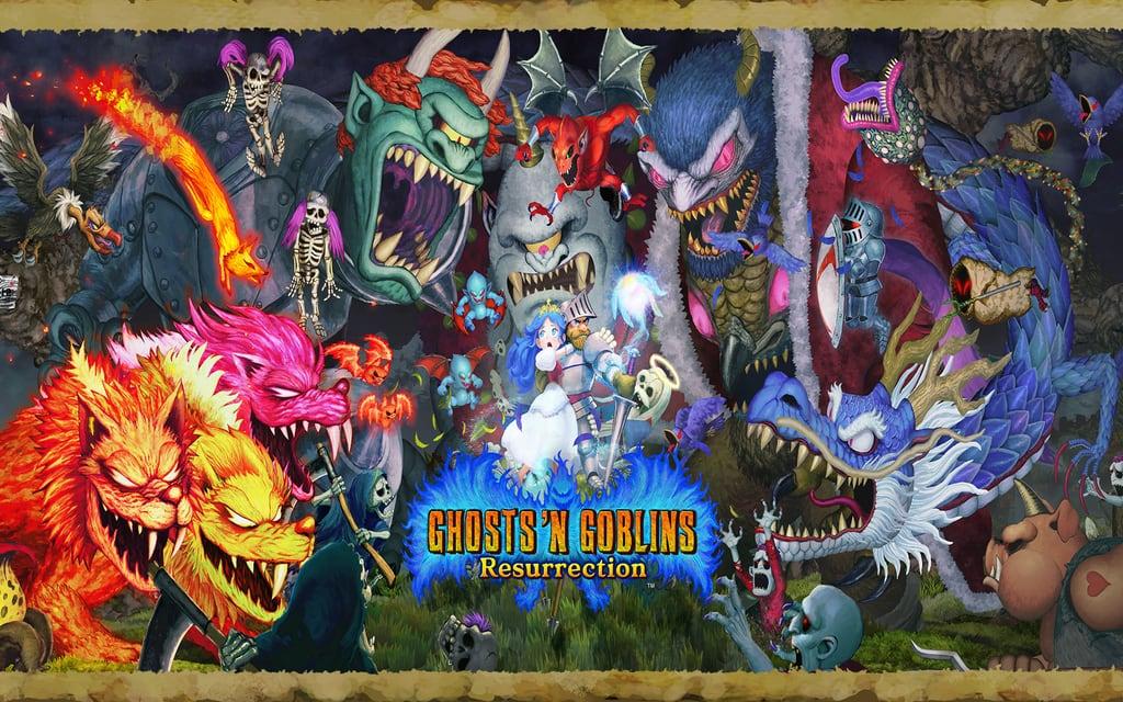 Análisis – Ghosts 'n Goblins Resurrection