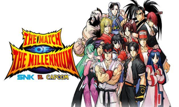 Análisis – SNK vs. Capcom: The Match of the Millennium