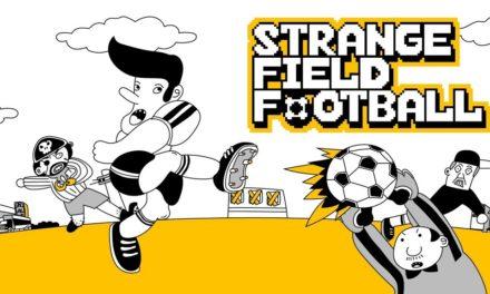 Análisis – Strange Field Football