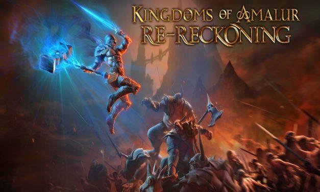Análisis – Kingdoms of Amalur: Re-Reckoning (Switch)