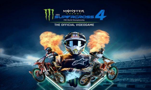 Análisis – Monster Energy Supercross 4