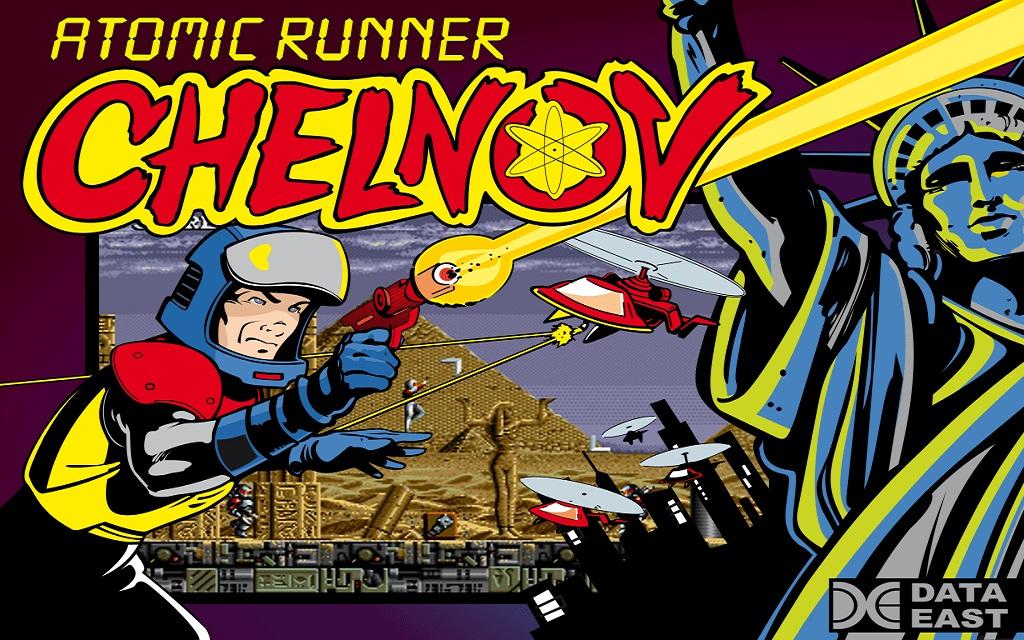 Chelnov: Atomic Runner – Arcade y Mega Drive