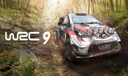 Análisis – WRC 9 (Switch)