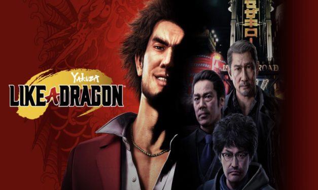Análisis – Yakuza: Like a Dragon (PS5)
