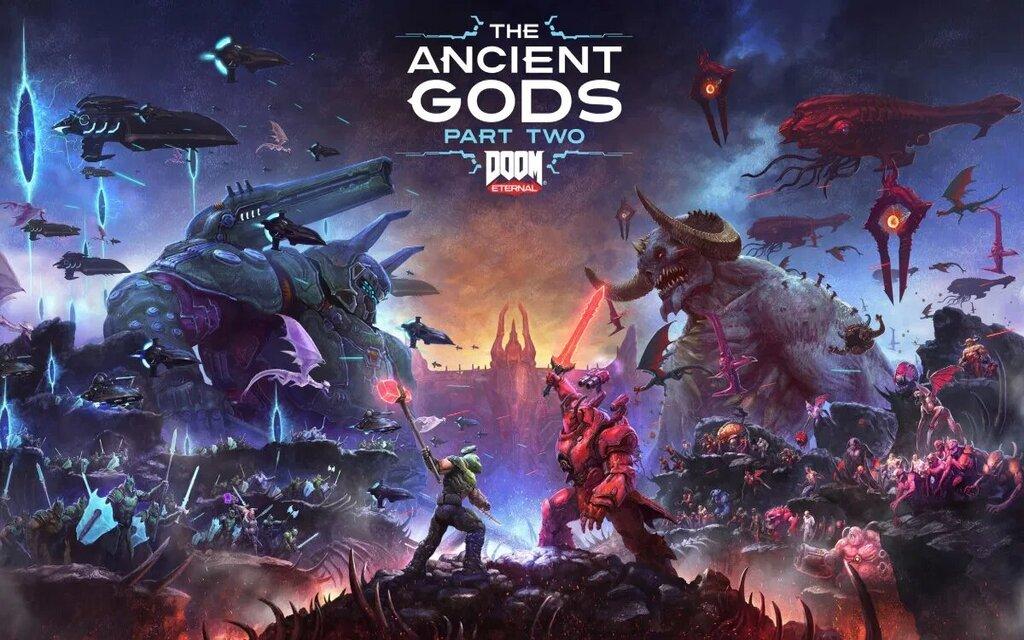 Análisis – Doom Eternal: The Ancient Gods. Part Two