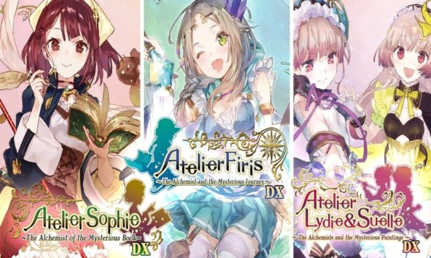 Análisis – Atelier Mysterious Trilogy Deluxe Pack