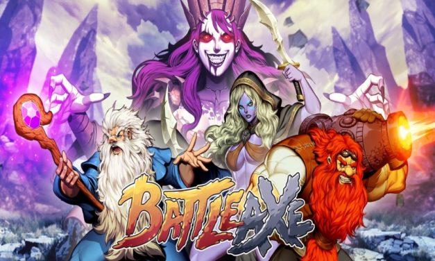 Análisis – Battle Axe