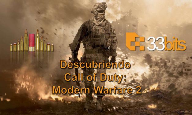 Descubriendo Call of Duty: Modern Warfare 2