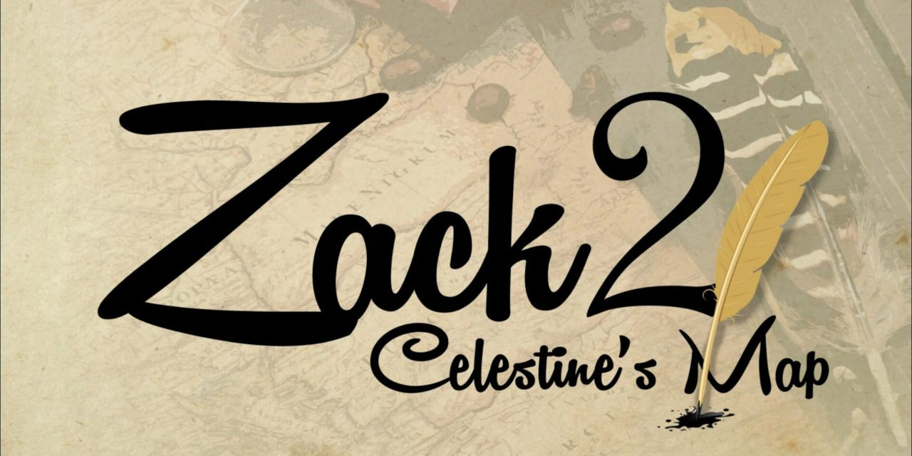 Análisis – Zack 2: Celestine's Map