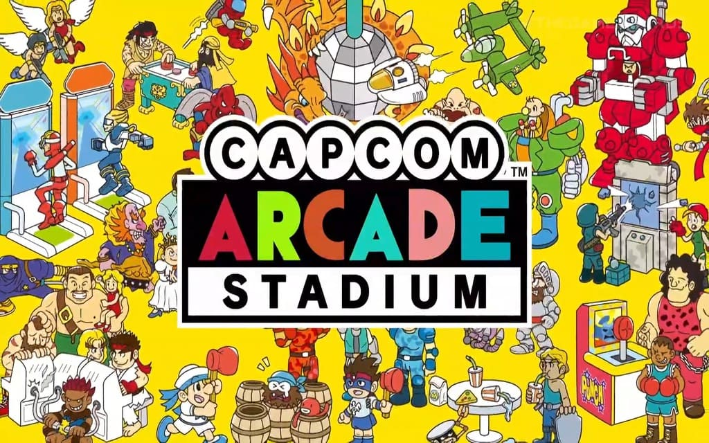 Análisis – Capcom Arcade Stadium