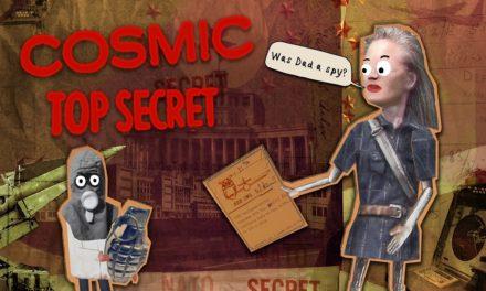 Análisis – Cosmic Top Secret