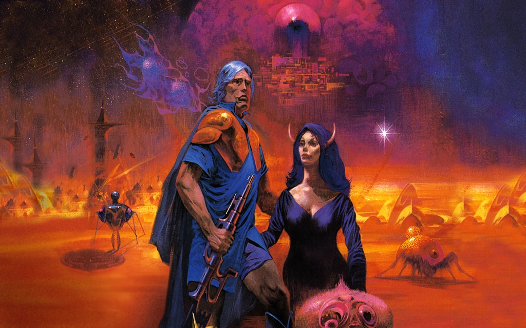 Phantasy Star II – Mega Drive