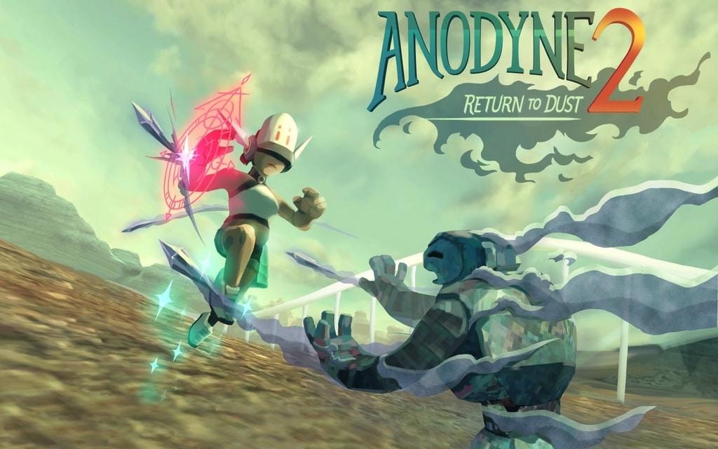 Análisis – Anodyne 2: Return to Dust