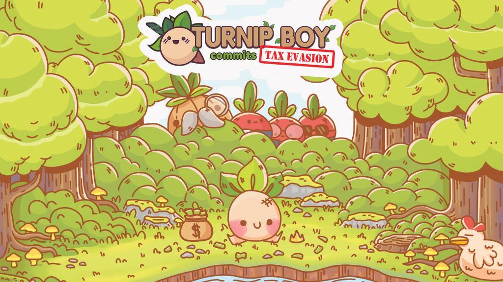 Análisis – Turnip Boy Commits Tax Evasion